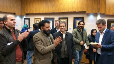 تصویر از برپایی نمایشگاه خوشنویسی در شهرستان دماوند به نفع سیلزدگان سیستان و بلوچستان