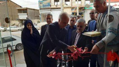 تصویر از همزمان با دهمین روز از دهه مبارک فجر انجام شد؛  افتتاح ساختمان دهیاری خورین بخش رودهن