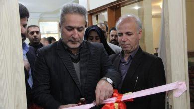 تصویر از در سومین روز از دهه مبارک فجر انجام شد؛  افتتاح سالن اجتماعات اداره آموزش و پرورش رودهن