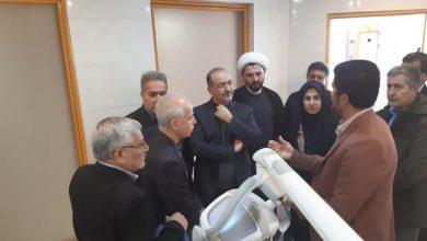 تصویر از همزمان با دهمین روز از دهه مبارک فجر انجام شد؛  افتتاح درمانگاه شبانهروزی مهرآور در بخش رودهن