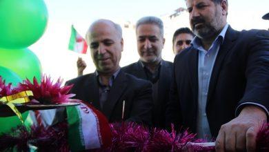 تصویر از در سومین روز از دهه مبارک فجر انجام شد؛  افتتاح سالن ژیمناستیک دخترانه در شهر رودهن
