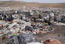تصویر از توقف فعالیت مرکز بازیافت زباله گندک با دستور دادستان شهرستان دماوند