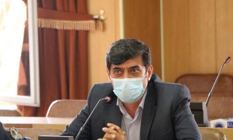 حسن خیرخواه رئیس شبکه بهداشت و درمان شهرستان دماوند