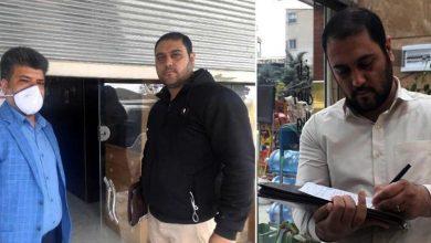 تصویر از رئیس اتاق اصناف شهرستان دماوند خبر داد؛  اخطار پلمب به ۳۰ واحد مشاور املاک و سنگفروشی در مناطق مهرآباد، گیلاوند و آبسرد/ اخطار به دو واحد رستوران به علت سرو غذا در ظهر ماه مبارک رمضان