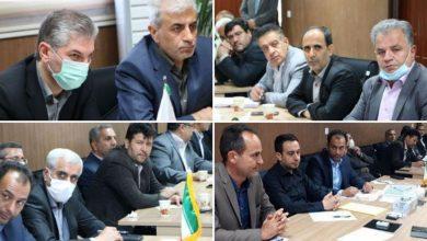 تصویر از بررسی توافقات و اراضی واگذار شده در شهر کیلان با حضور مدیرکل راه و شهرسازی استان تهران