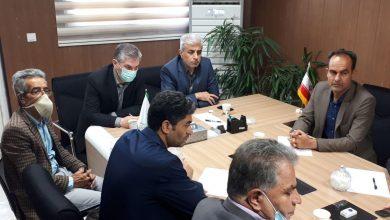 تصویر از رئیس شورای اسلامی شهر کیلان خبر داد؛  واگذاری قطعه زمین برای احداث آرامستان مرکزی، سوله بحران و پارک بانوان در شهر کیلان