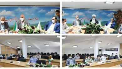 تصویر از ممنوعیت حرکت هیئتهای عزاداری و برپایی ایستگاه صلواتی ایام محرم در شهر آبسرد