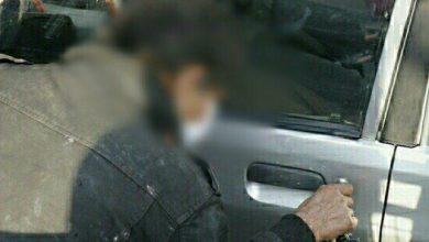 تصویر از دستگيري سارق اماکن خصوصي و کشف 13 فقره سرقت توسط مأموران پليس کلانتري 13 آبسرد