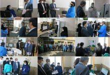 تصویر از پایش وضعیت چهار مرکز منتخب غربالگری بیماری کووید-۱۹ در شهرستان دماوند
