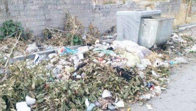 تصویر از بلاتکلیفی وضعیت جمعآوری زبالهها در کوچه کریمی بلوار شاهد بهعلت اختلافات شهرداری دماوند و دهیاری حصاربالا