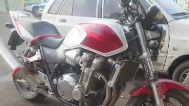 تصویر از توقيف يک دستگاه موتور سيکلت قاچاق در شهر کیلان به علت ايجاد آلودگی صوتی