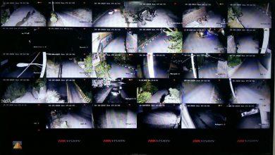 تصویر از نصب ۶ دوربین مداربسته جدید در روستای خرمده بخش مرکزی دماوند